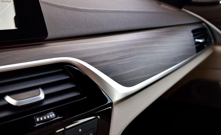 2018 BMW 640i xDrive Gran Turismo - Slide 51
