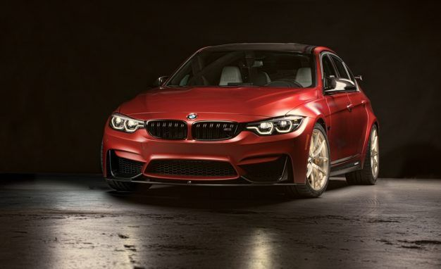 BMW Celebrates 30 Years of American M3s with a One-Off Custom