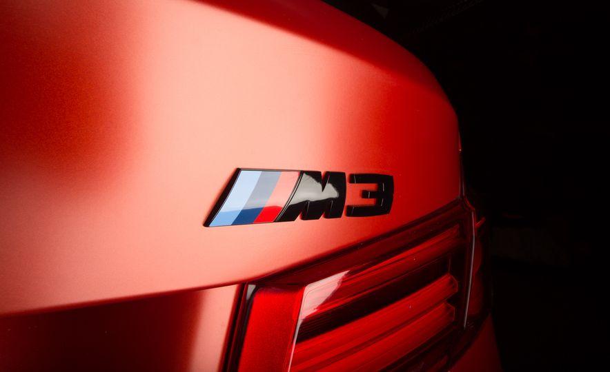 2018 BMW M3 30 Years American Edition - Slide 4