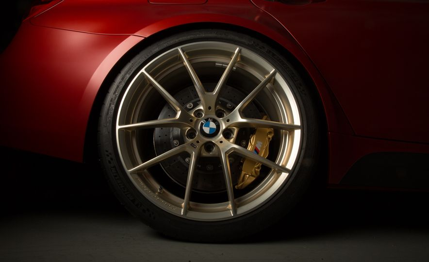 2018 BMW M3 30 Years American Edition - Slide 14