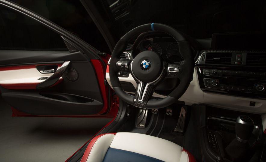 2018 BMW M3 30 Years American Edition - Slide 15