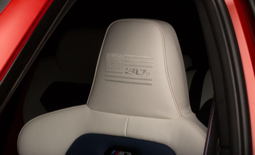 2018 BMW M3 30 Years American Edition - Slide 22