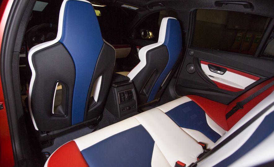 2018 BMW M3 30 Years American Edition - Slide 25