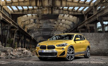 Pricey Pseudo-Coupe: 2018 BMW X2 Costs $4500 More than the X1