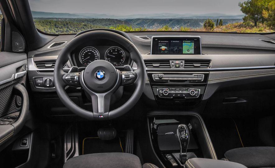 2018 BMW X2 (Euro-spec) - Slide 4