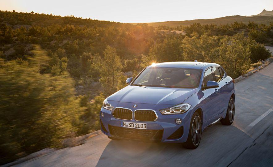 2018 BMW X2 (Euro-spec) - Slide 7