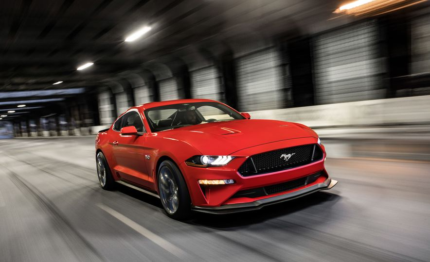 2018 Ford Mustang GT with Performance Pack Level 2 - Slide 1