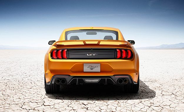 Ford Releases 2018 Mustang Fuel-Economy Numbers   News   Car and Driver