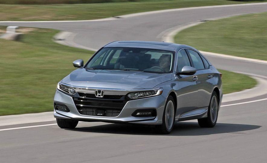2018 Honda Accord 1.5T - Slide 4