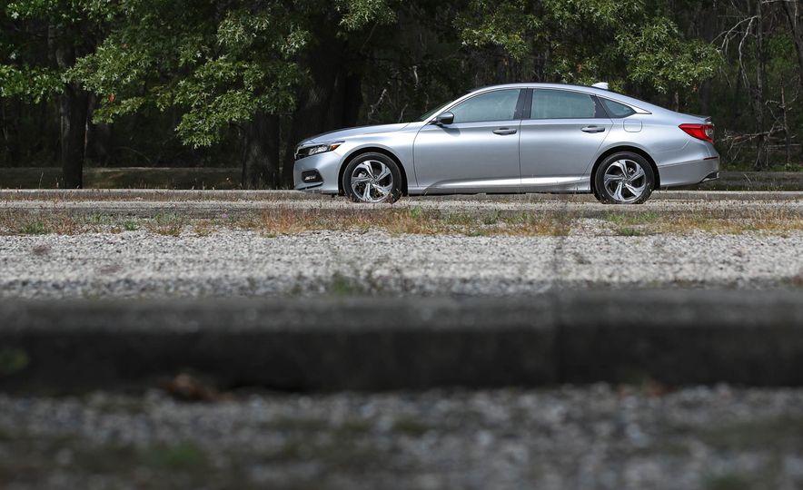 2018 Honda Accord 1.5T - Slide 20