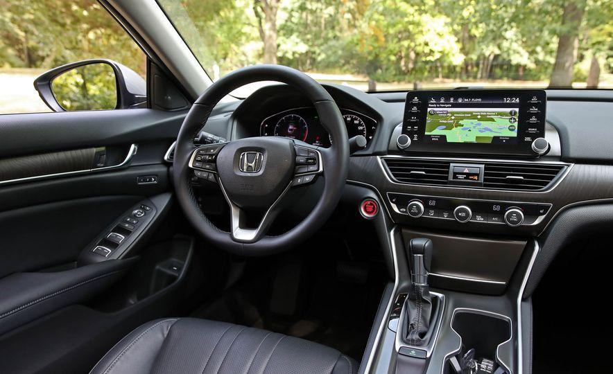 2018 Honda Accord 1.5T - Slide 36