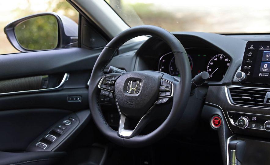 2018 Honda Accord 1.5T - Slide 40