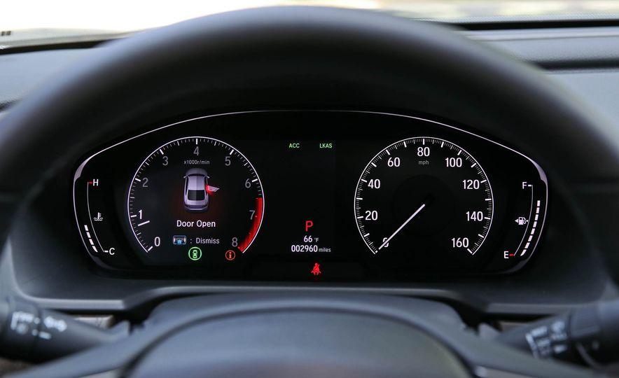 2018 Honda Accord 1.5T - Slide 43