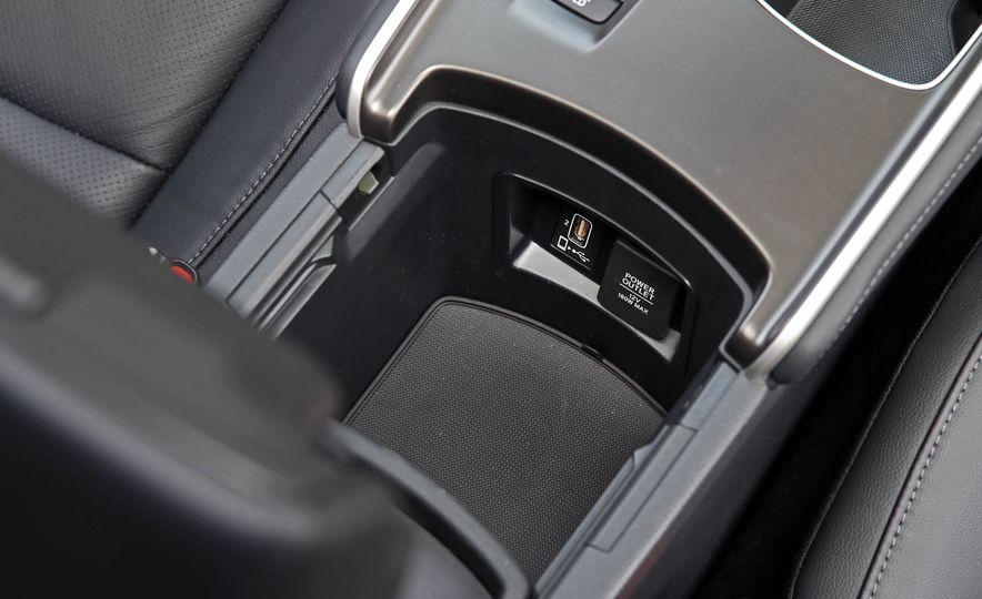 2018 Honda Accord 1.5T - Slide 57