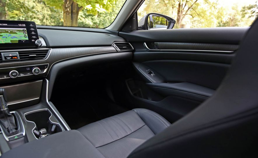 2018 Honda Accord 1.5T - Slide 58