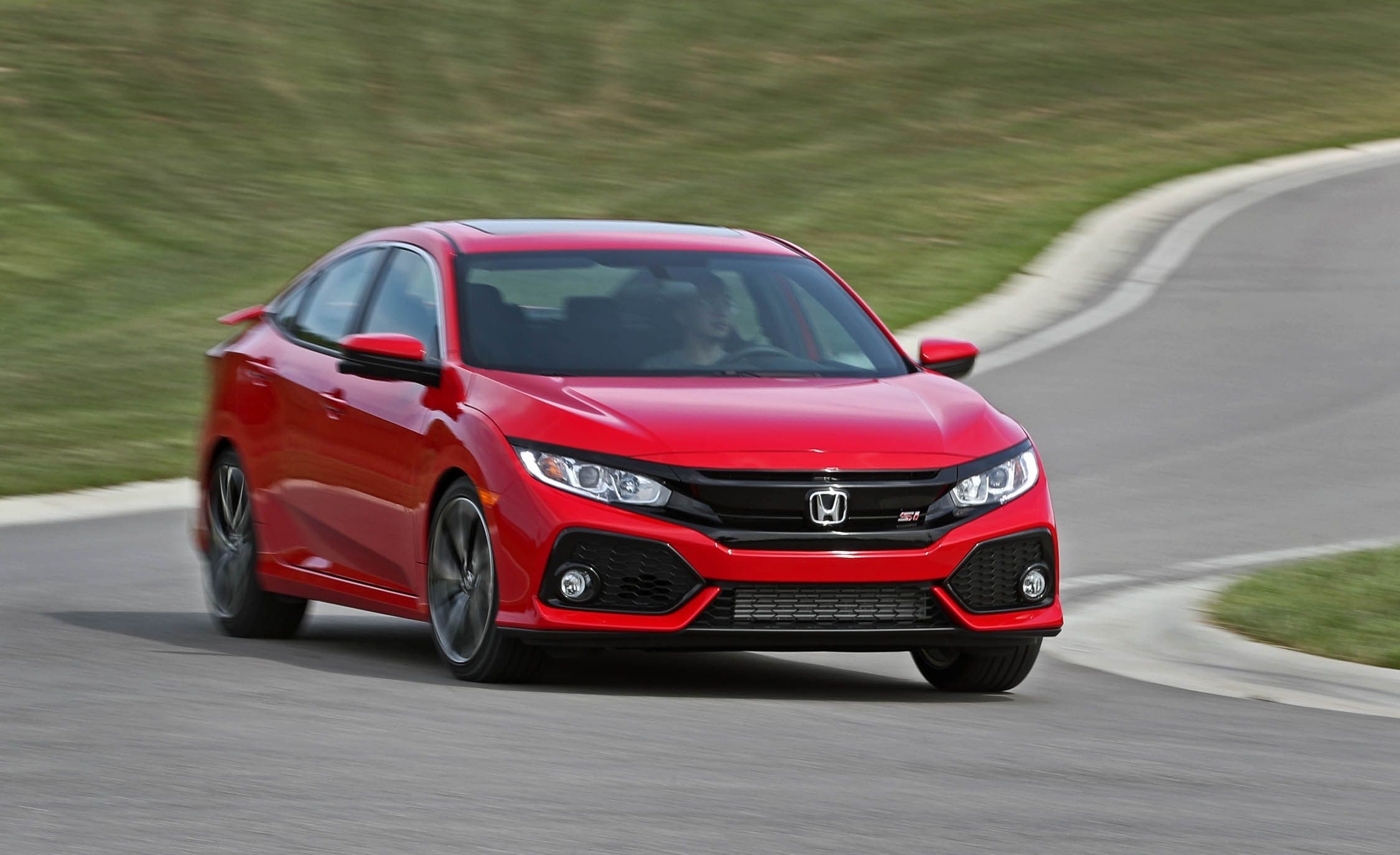2019 Honda Civic Si Reviews Honda Civic Si Price Photos And