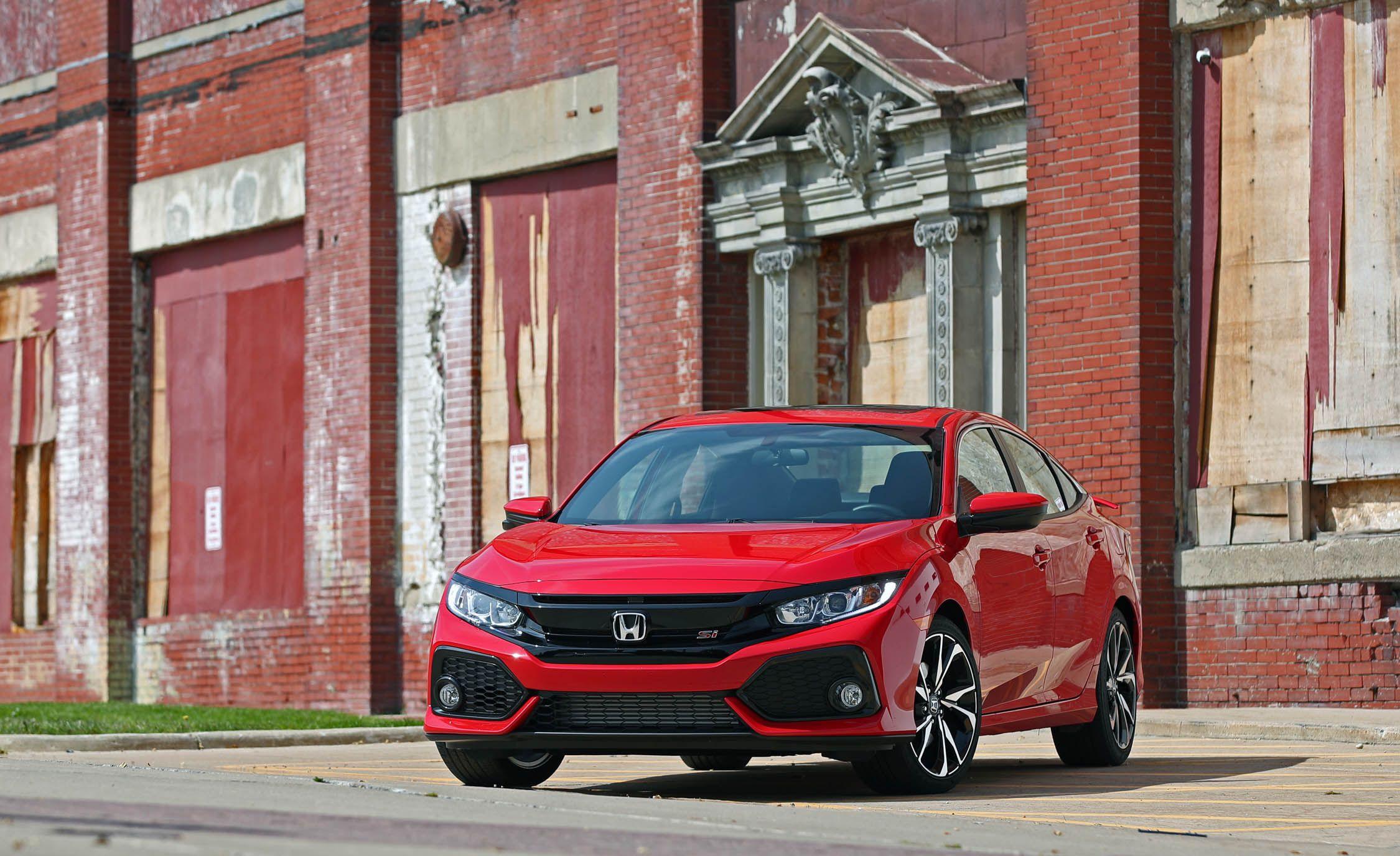 2019 Honda Civic Si Reviews Price Photos And Specs Car Driver