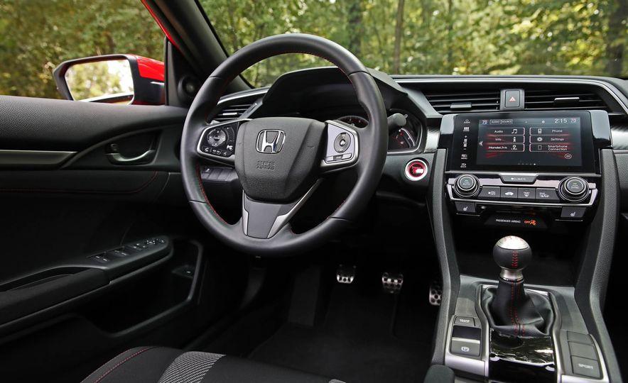 2017 Honda Civic Si Sedan - Slide 44