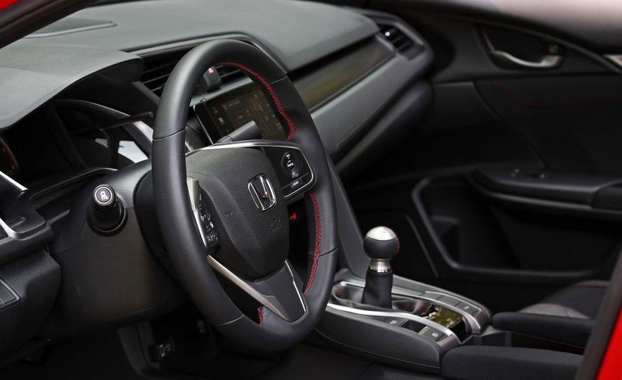 2017 Honda Civic Si Sedan - Slide 45
