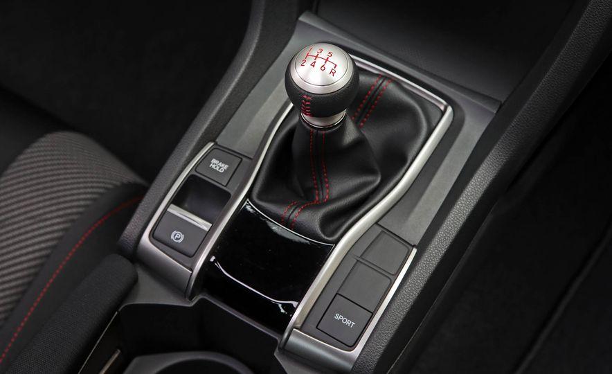 2017 Honda Civic Si Sedan - Slide 55