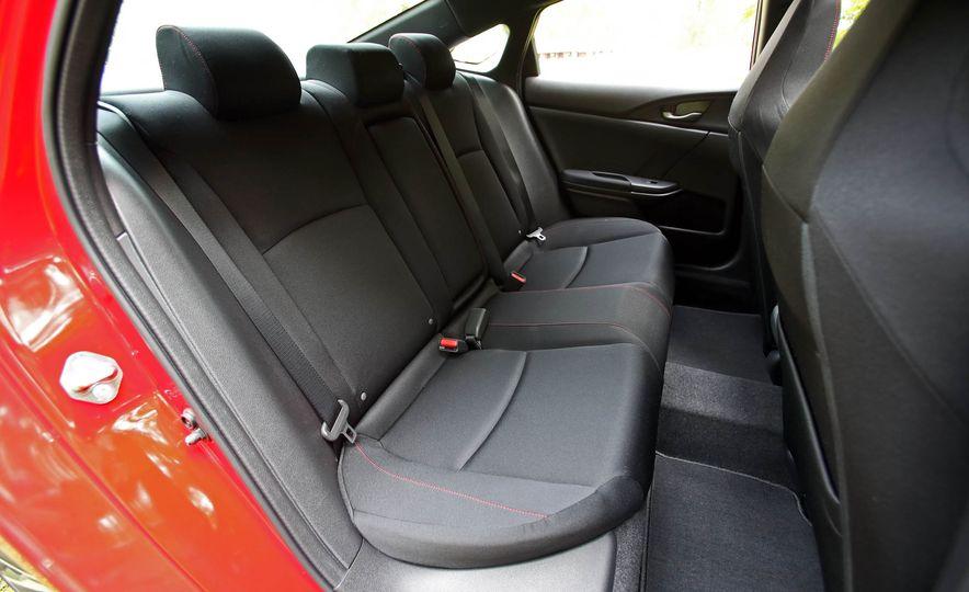 2017 Honda Civic Si Sedan - Slide 62