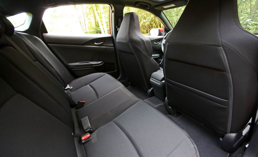 2017 Honda Civic Si Sedan - Slide 63