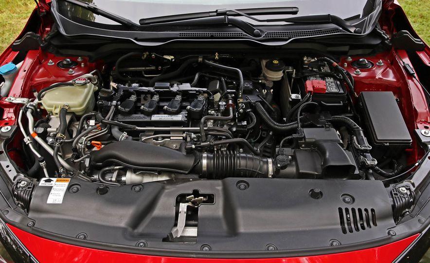 2017 Honda Civic Si Sedan - Slide 71