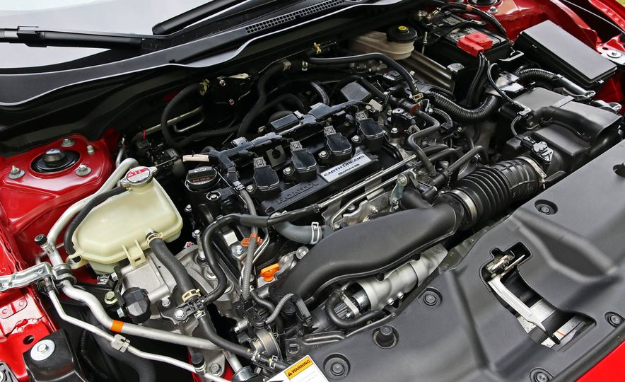 2017 Honda Civic Si Sedan - Slide 72