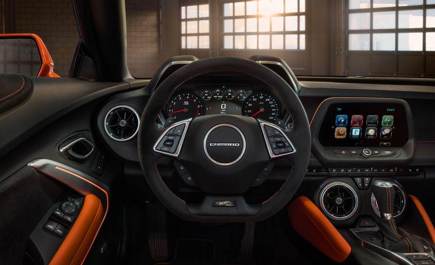 2018 Camaro Hot Wheels Edition - Slide 17