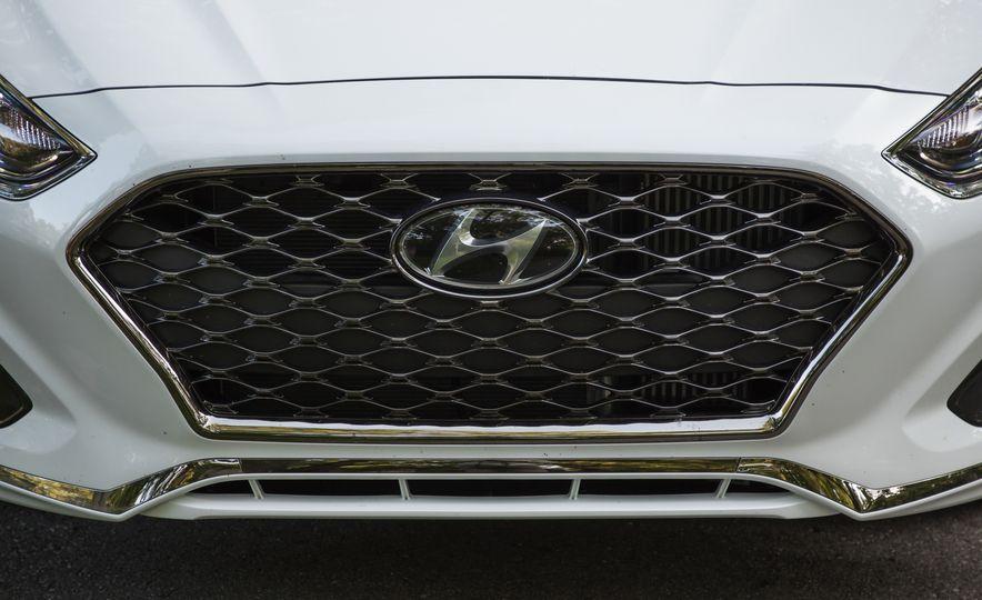 2018 Hyundai Sonata Limited - Slide 19