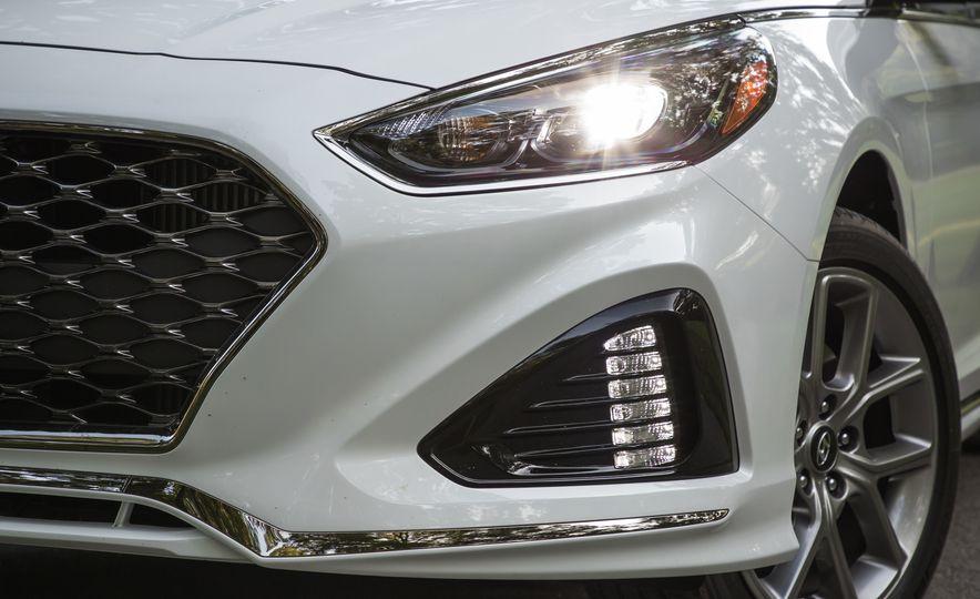 2018 Hyundai Sonata Limited - Slide 20