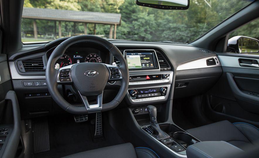 2018 Hyundai Sonata Limited - Slide 27