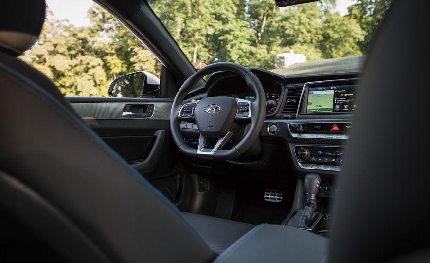 2018 Hyundai Sonata Limited - Slide 30
