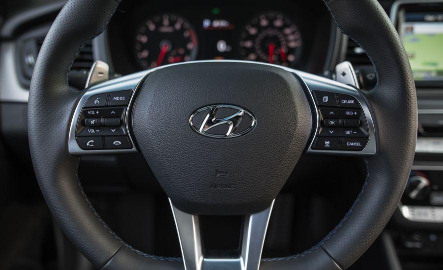 2018 Hyundai Sonata Limited - Slide 32