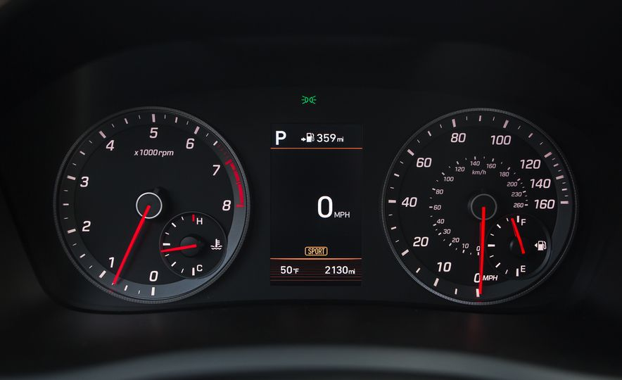 2018 Hyundai Sonata Limited - Slide 35