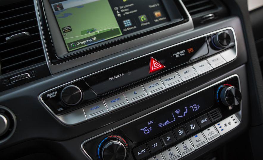 2018 Hyundai Sonata Limited - Slide 40