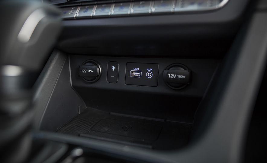2018 Hyundai Sonata Limited - Slide 42