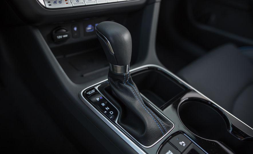 2018 Hyundai Sonata Limited - Slide 43