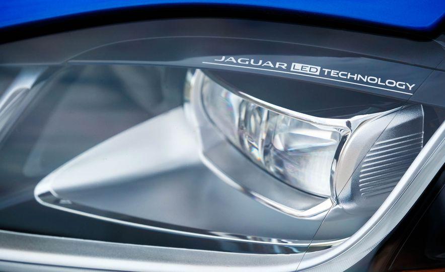 2018 Jaguar XJR575 - Slide 39