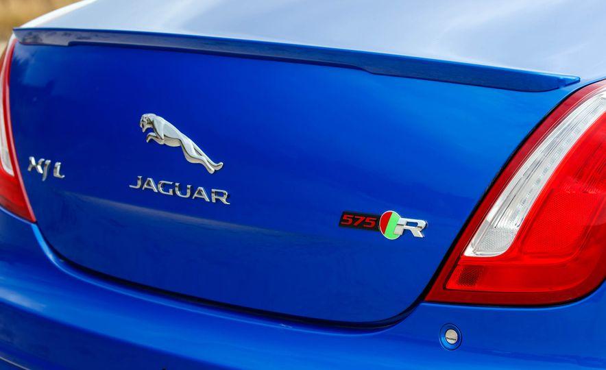 2018 Jaguar XJR575 - Slide 43