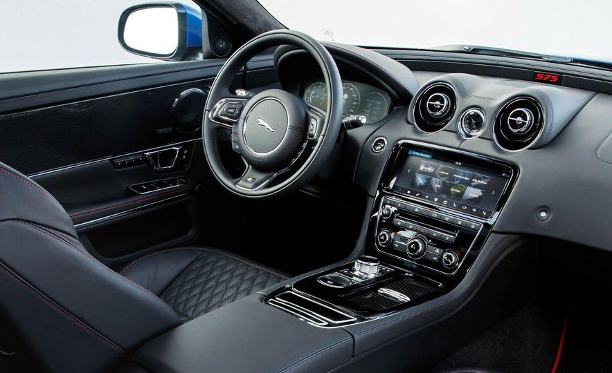 2018 Jaguar XJR575 - Slide 51