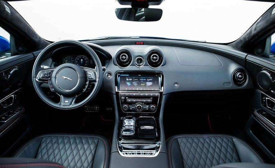 2018 Jaguar XJR575 - Slide 53