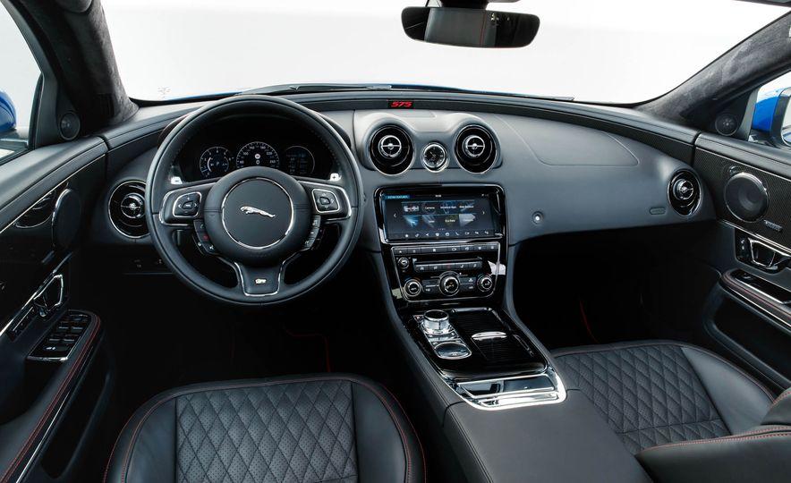 2018 Jaguar XJR575 - Slide 54