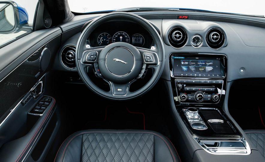 2018 Jaguar XJR575 - Slide 55