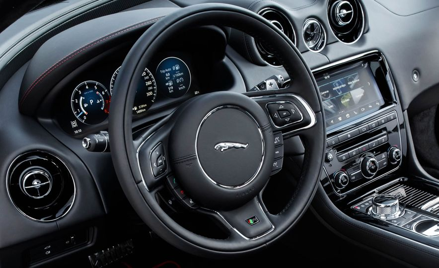 2018 Jaguar XJR575 - Slide 58