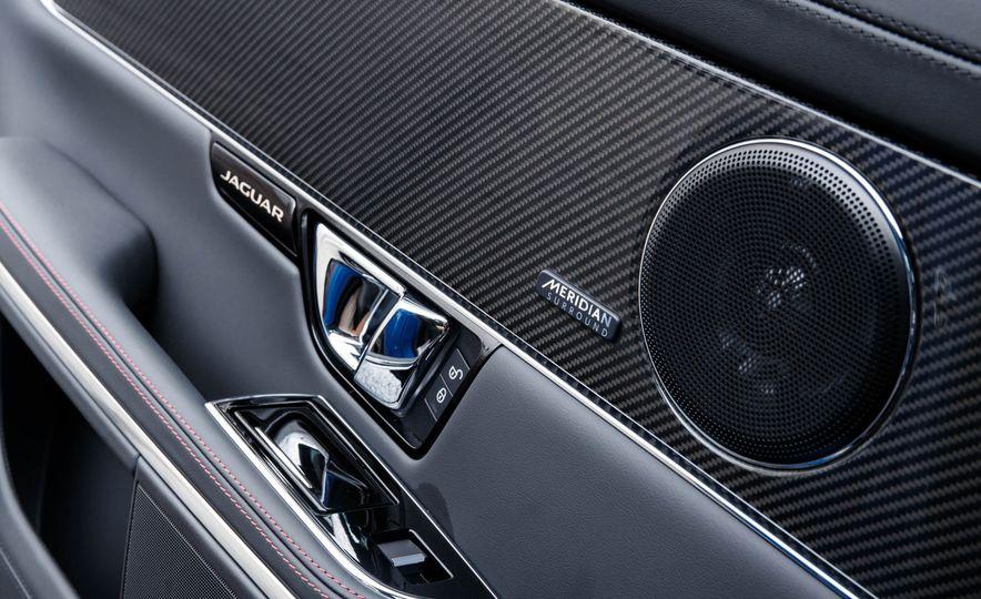 2018 Jaguar XJR575 - Slide 64