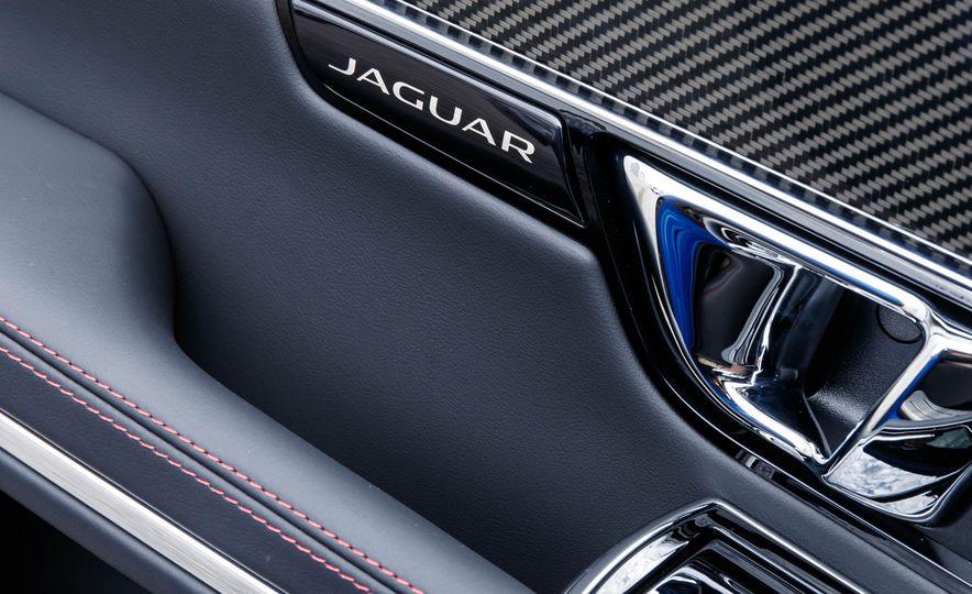 2018 Jaguar XJR575 - Slide 65