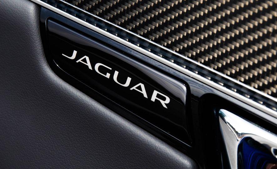 2018 Jaguar XJR575 - Slide 66