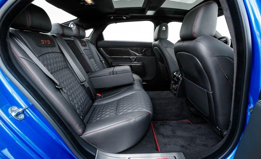 2018 Jaguar XJR575 - Slide 68