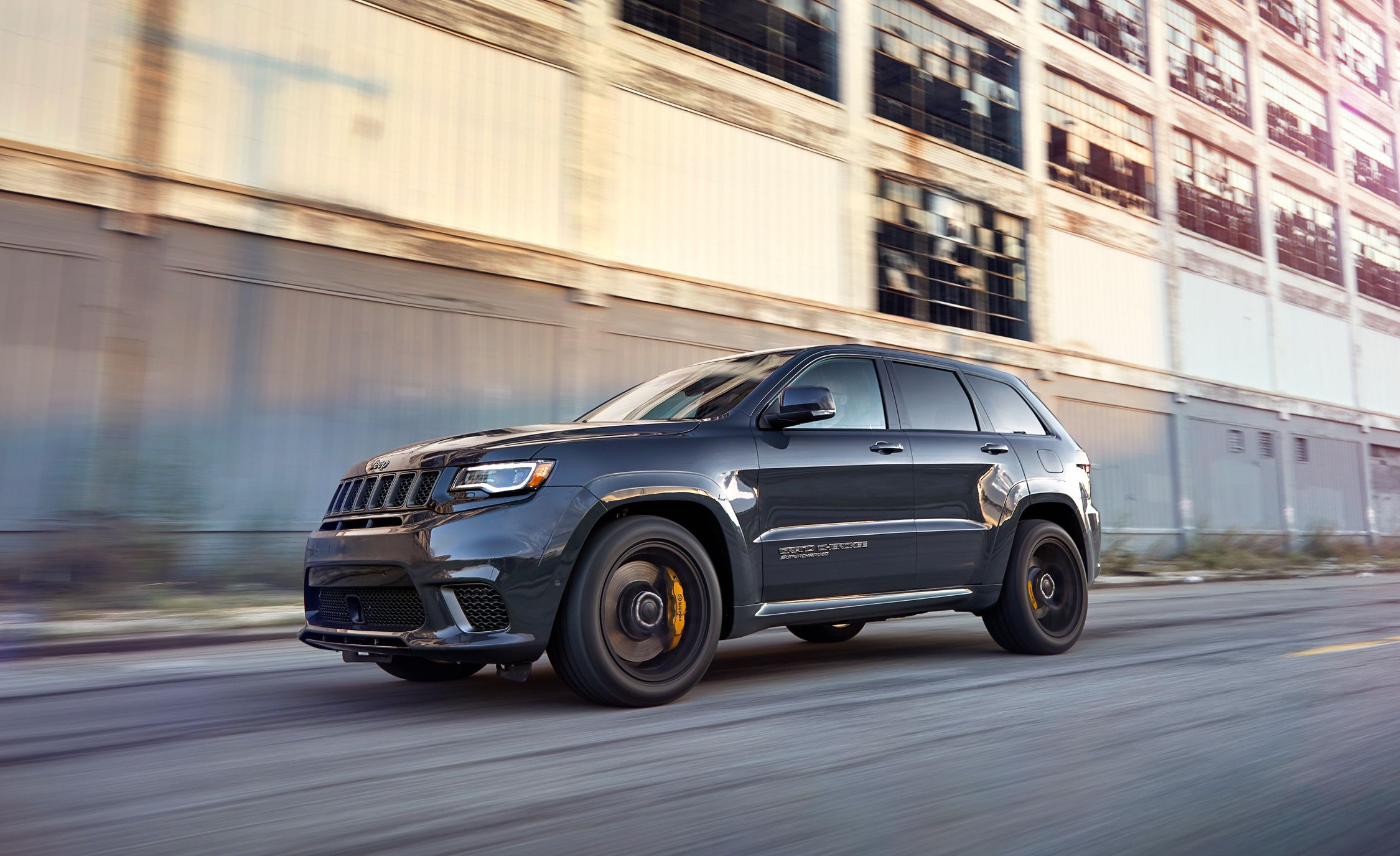 2019 Jeep Grand Cherokee Trackhawk Reviews | Jeep Grand Cherokee Trackhawk  Price, Photos, and Specs | Car and Driver
